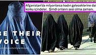 Farah Zeynep Abdullah'ın Öncülük Ettiği Taliban Esaretindeki Afgan Kadınlara Destek Kampanyası Büyüyor!