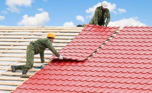 1. Birinci katta oturanlar çatı masraflarını karşılamak zorunda mı?