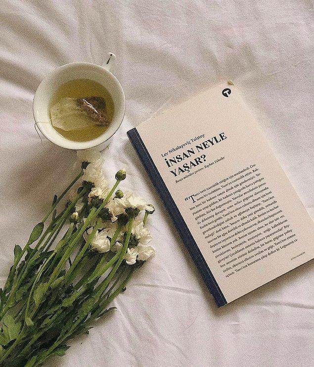 10. İnsan Ne ile Yaşar? - Lev Tolstoy (80 sayfa)