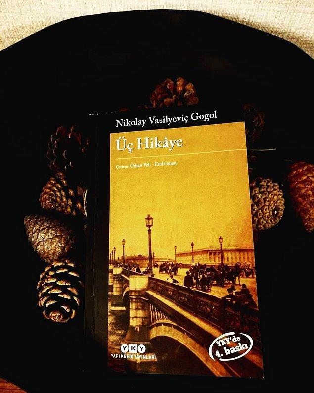 14. Üç Hikaye - Gogol (80 sayfa)