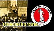 """1935'te Dünya Kadınlarından Yükselen Ses: Siz Yalnızca Atatürk Değil Aynı Zamanda """"Ataşark""""sınız!"""
