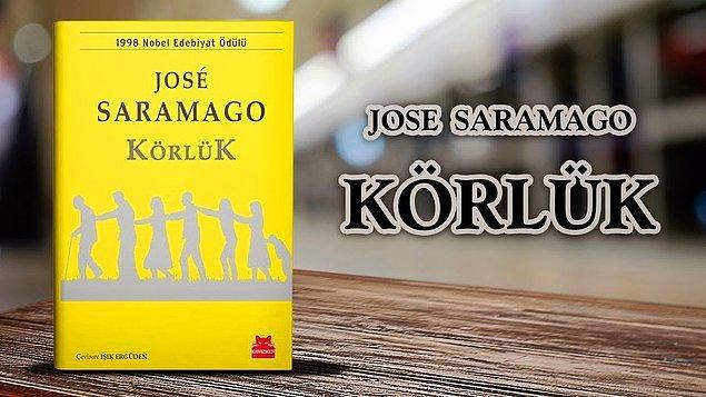 2. Jose Saramago - Körlük