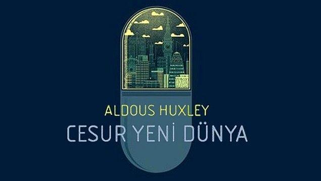 8. Aldous Huxley - Cesur Yeni Dünya