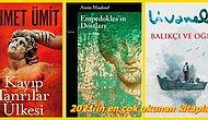 Bir Okuyan Bir Daha Okuyor! 2021 Kitap Listelerinin En Çok Satan Eserleri