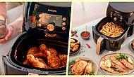 Kilo Vermeye Çalışırken Hayran Kalacağınız Sağlıklı Pişirici: Philips Airfryer!