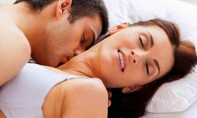 5. Peki, hangi öpücük daha seksi?