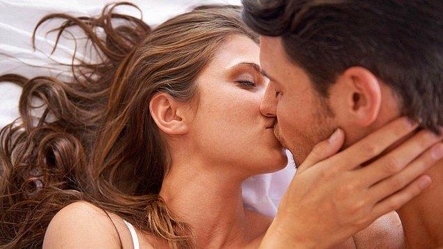 4. Öpüşürken dudakları ısırır mısın?