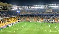 Fenerbahçe Taraftarları Helsinki Maçında 'Ülkede Mülteci İstemiyoruz' Sloganı Attılar