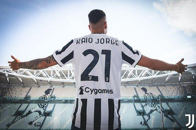 37. Kaio Jorge
