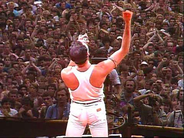 Queen - Live Aid, 1985