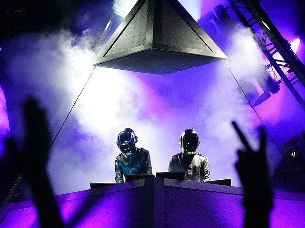 Daft Punk - Coachella, 2006