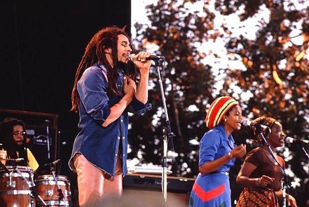 Bob Marley - Santa Barbara, 1979