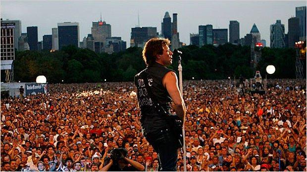 Bon Jovi - New York, 2008