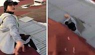 İstanbul Esenyurt'ta TikTok Videosu Çeken Genç Kız, Metrelerce Yükseklikten Düşerek Hayatını Kaybetti