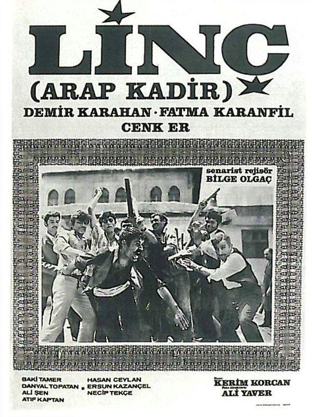 1. Linç, 1970 - Bilge Olgaç