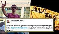 'Hudut Namustur' Pankartından Dolayı Gözaltına Alınmalarının Ardından Semir'in Darp Edilmesi İsyan Ettirdi