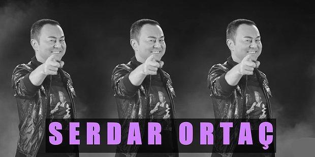 Sadece Kopkop Müziğin Prensi Değil: Serdar Ortaç'tan Ciğer Parçalayan 12 Muazzam Aşk Şarkısı