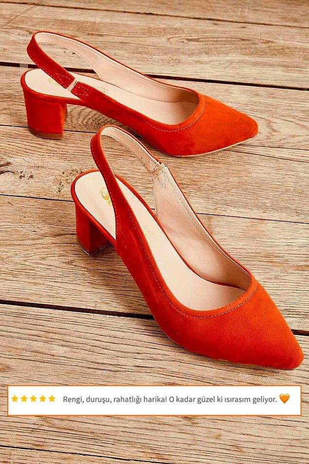 7. Rengi güzel diye ayakkabıyı ısıramazsın, hayır. 😂