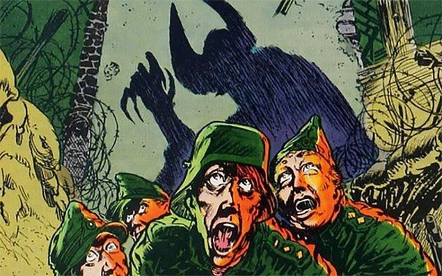 23. ABD ordusu düşmanları korkutup kaçırmak için batıl inançları kullanmıştır, askerler vampir ve hayalet gibi davranmıştır. Almanya'da, Filipinler'de ve Vietnam'da farklı teknikler kullanmışlardır ancak sadece vampir numaraları işe yaramıştır.