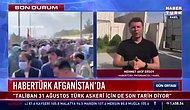 Mehmet Akif Ersoy: 'Yanıma Taliban Militanı Geldi, Yazı Gösterdi, Malatya İnönü Üniversitesi'nden Kabul Almış'