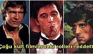 Han Solo'dan Rambo'ya! Yetenek Abidesi Al Pacino'nun Reddettiği İnanılmaz Roller