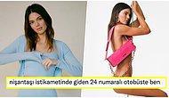 Kendall Jenner Jacquemus Markası İçin Verdiği Çırılçıplak Pozla Dünya Genelinde Sıcaklık Artışına Neden Oldu!