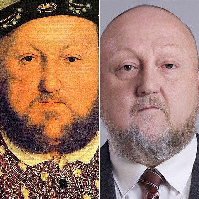 2. VIII (8.) Henry
