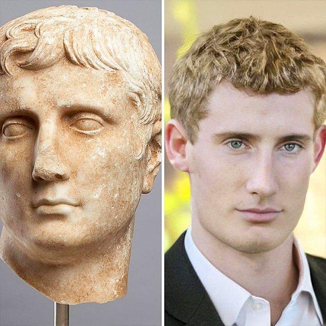 12. Sezar Augustus
