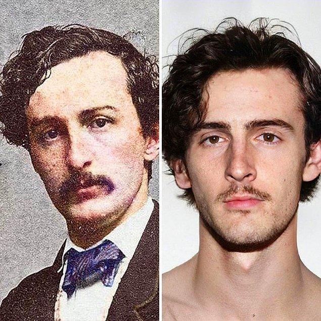 15. John Wilkes Booth