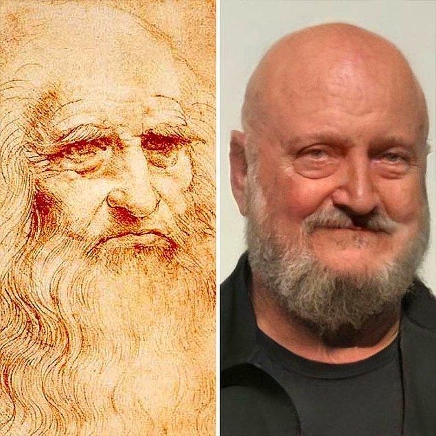 25. Leonardo da Vinci