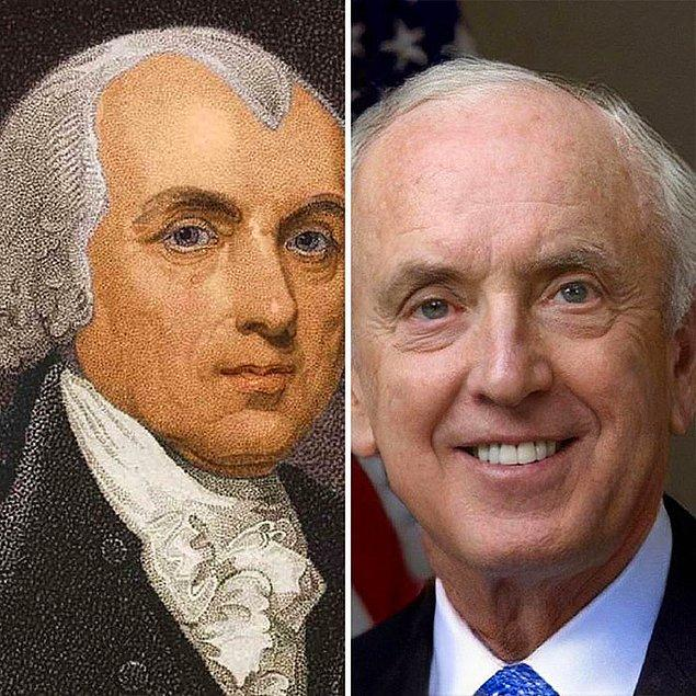 27. James Madison
