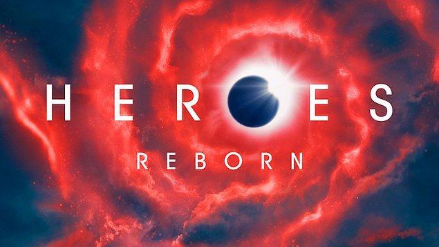 6. Heroes Reborn (2006 - 2010) - IMDb: 7.5