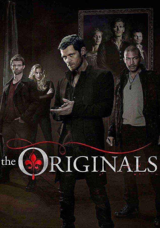 2. The Originals (2013 - 2018) - IMDb: 8.2