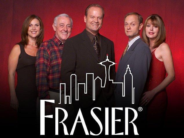 3. Frasier (1993 - 2004) - IMDb: 8.0