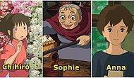 Hepsi Birbirinden Özel! İşte Studio Ghibli Filmlerinde En Sevilen 10 Kadın Karakter