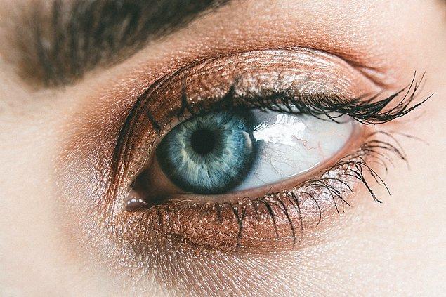 6. Gözleriniz vücudunuzun geri kalanından farklı bir bağışıklık sistemine sahiptir.