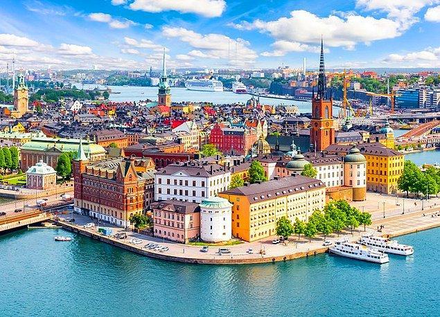 13. İsveç - 40,4 saat