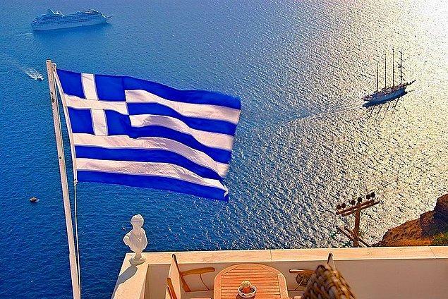 4. Yunanistan - 43,8 saat