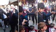 Kılıçdaroğlu'na 'Çocuğuma Dokunma, Haydi Yürü, Yürü' Diyen Kadın