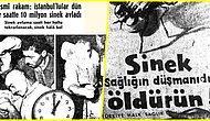 Tarihimiz İlginç Vakalarla Dolu! 1959 İstanbul'da Yaşanan Sinek Avı Seferberliği