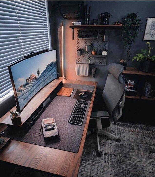 1. Masanızı çizilmelere karşı korumak için çalışma masası koruyucu mouse pad kullanmanızı öneririz.