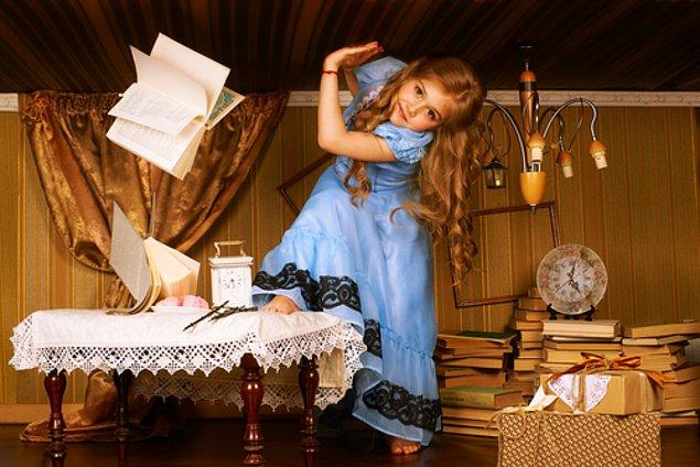 7. Alice Harikalar Diyarında Sendromu