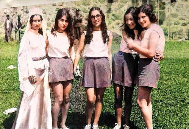 4. 19 Mayıs kutlaması, Kars, 1970.