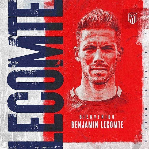 18. Benjamin Lecomte