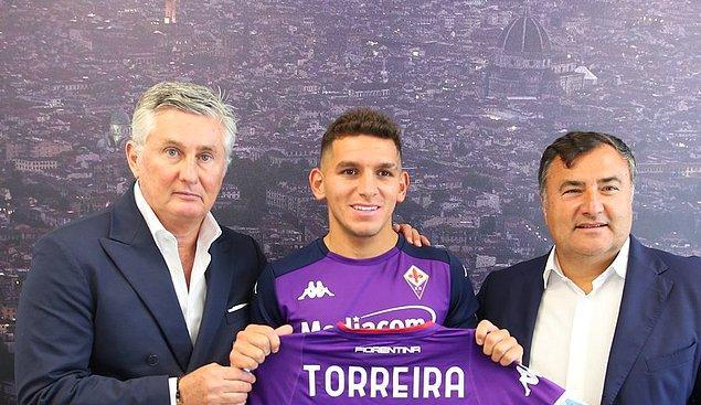 11. Lucas Torreira