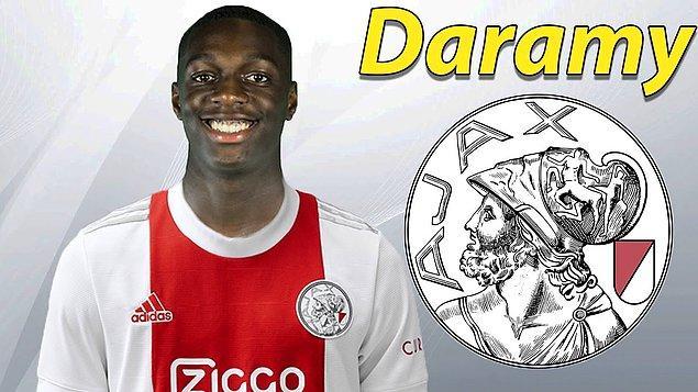 3. Mohamed Daramy