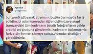 İzmir'de Kadınların Gizlice Fotoğraflarını Çektiği Öne Sürülen Yabancı Uyruklu Adam