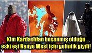 Ünlü Rapçi Kanye West Yeni Albümü 'Donda'nın Tanıtım Gecesinde Kendini Cayır Cayır Yaktı!