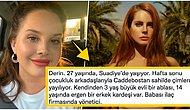 Lana Del Rey'in Yanak Mıncırma İsteği Uyandıran Fotoğrafını Yaratıcı Bir Şekilde Türklere Benzeten 17 Kişi