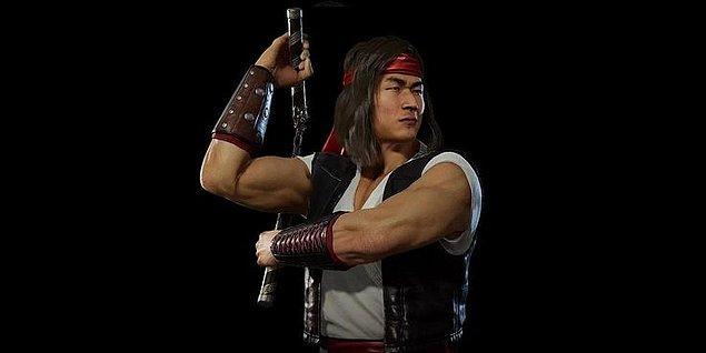 4. Liu Kang - Bruce Lee